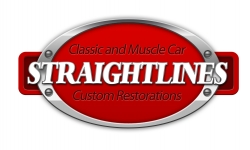 Straightlines Custom Restorations, Inc. logo